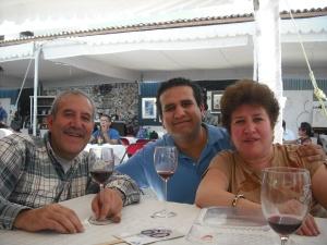Gonzalo, Gonzalo, and Lupita