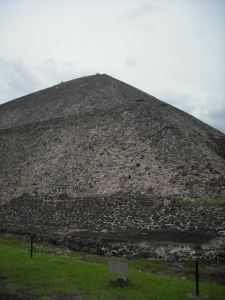 Pyramid of the Sun, Teotihuacan