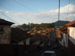 Streets of Pátzcuaro.