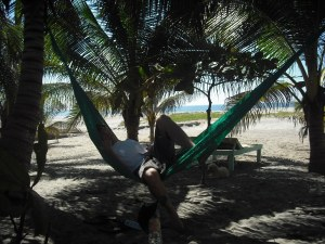Lost in dreams in Puerto Escondido.